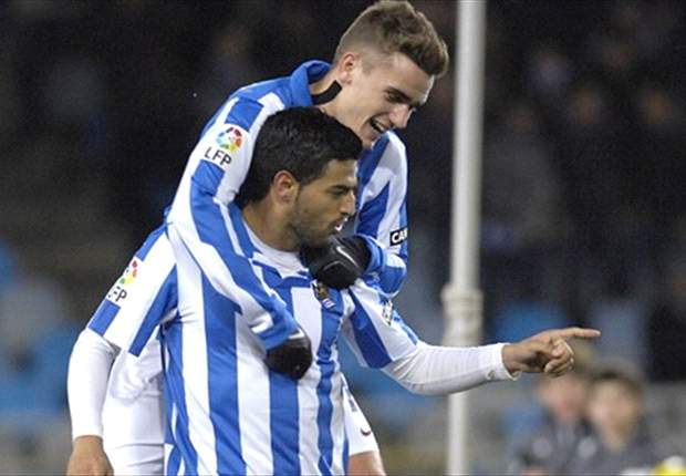 Vela looking to stay at Real Sociedad after good year