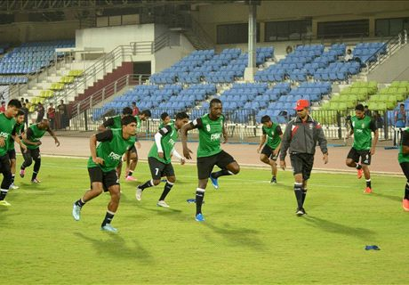 Salgaocar register season's first win