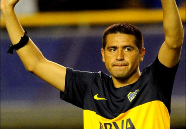 Riquelme espera enfrentar o Corinthians na próxima quarta-feira