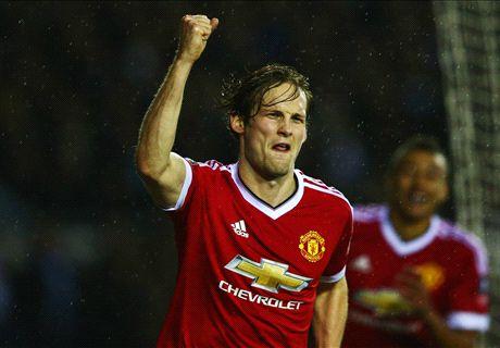 REPORT: Derby 1-3 Man Utd