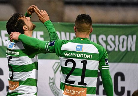 REPORT: UCD 0-2 Shamrock Rovers