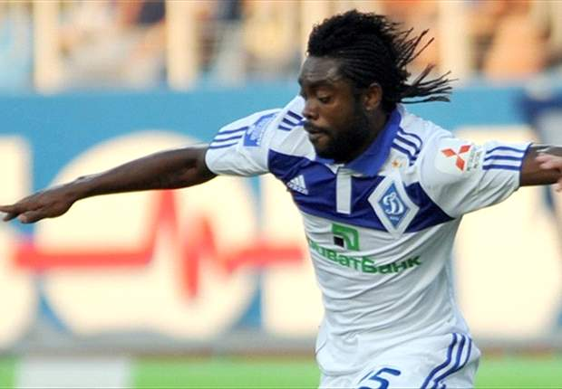 Lukman Haruna comes in third in March player of the month award at Dynamo Kiev