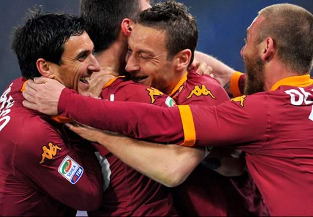AS Roma Sepakati Kontrak Dengan Nike