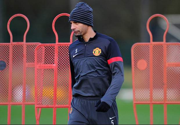 Rio Ferdinand hands Manchester United fitness boost ahead of Madrid clash