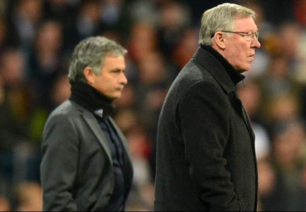 Mourinho equals Sir Alex Ferguson's record of seven semi-finals in the Champions League