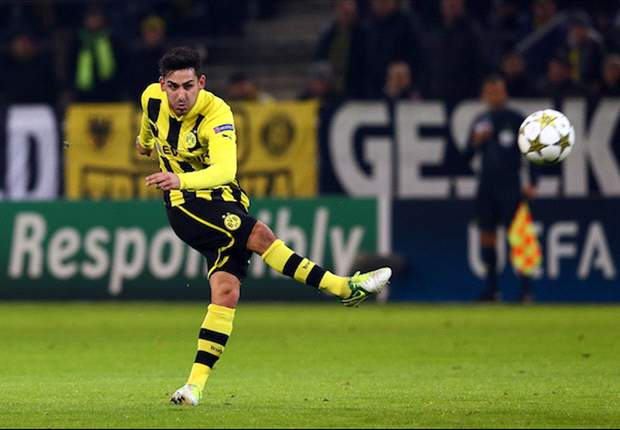 Gundogan has come on leaps and bounds, says Klopp