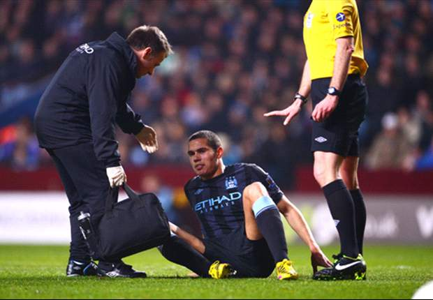 Rodwell targets Manchester City return by end of March