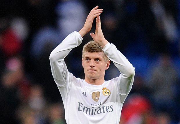 RUMOURS: Guardiola wants Kroos at Man City