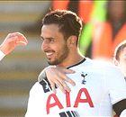 REPORT: Colchester 1-4 Tottenham