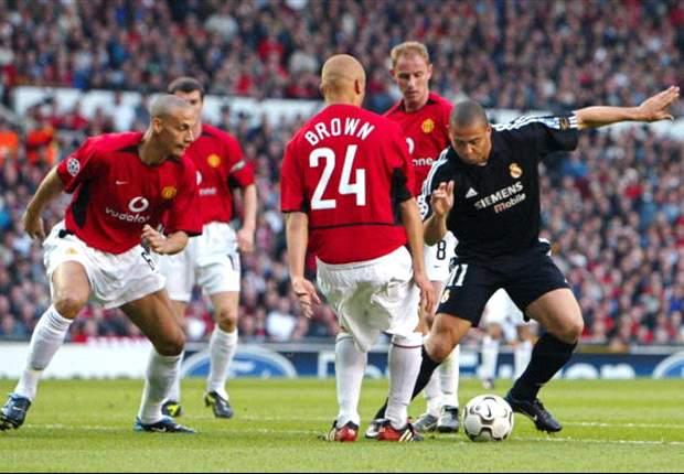 Dez anos depois, United e Real voltam a se encontrar no Old Trafford pela Champions League
