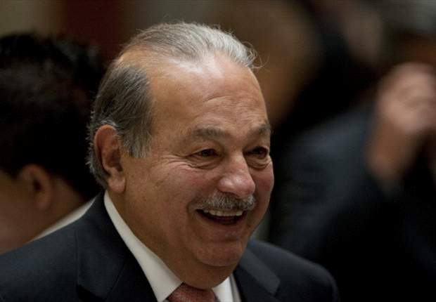 Carlos Slim va por más transmisiones de futbol
