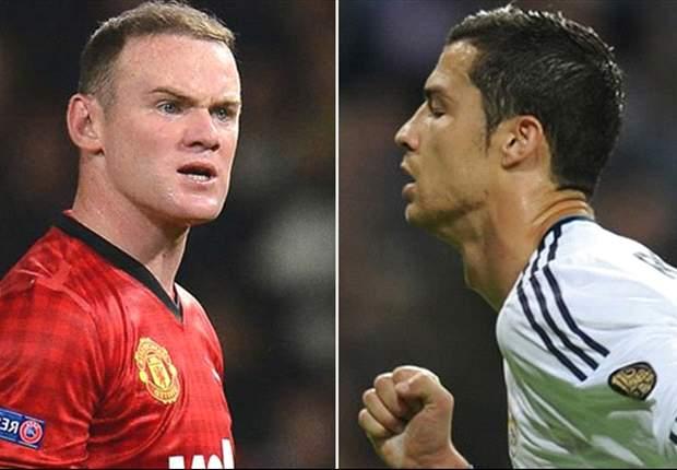 ¿Wayne Rooney por Cristiano Ronaldo? El Manchester United lo estaría deseando
