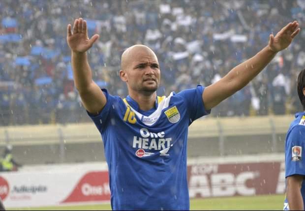 Sergio Van Dijk: Gol Untuk Loyalis Persib Bandung
