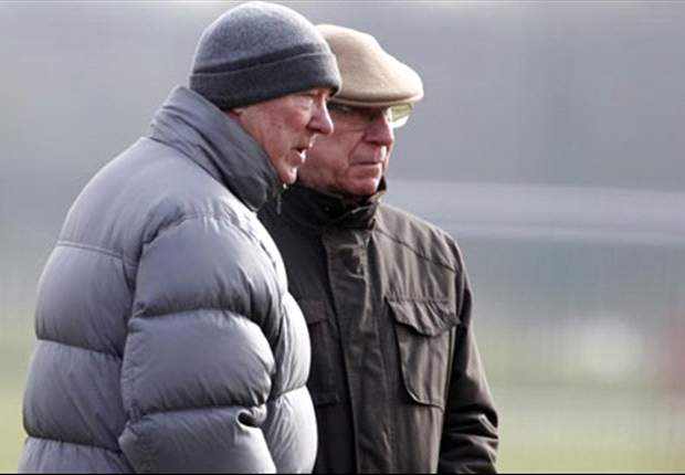 Sir Alex Ferguson the greatest ever, insists Sir Bobby Charlton