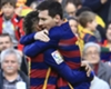 Messi saludó a Neymar por su cumpleaños