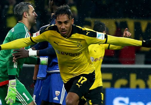 ไฮไลท์  Borussia Dortmund 2 - 0 Ingolstadt