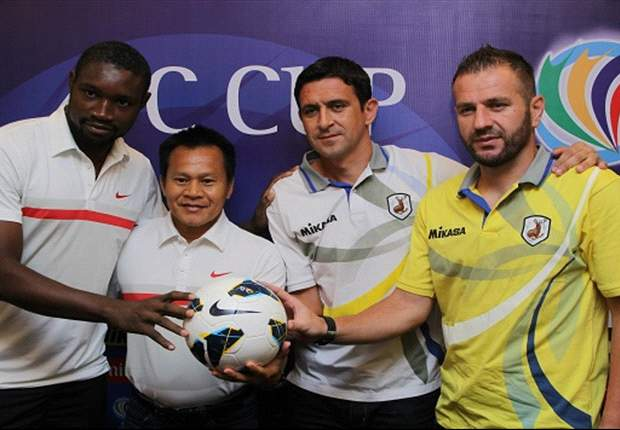 Nenad Bacina confident of good showing in AFC Cup