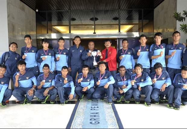 Indra Sjafrie Geber Persiapan Timnas U-19