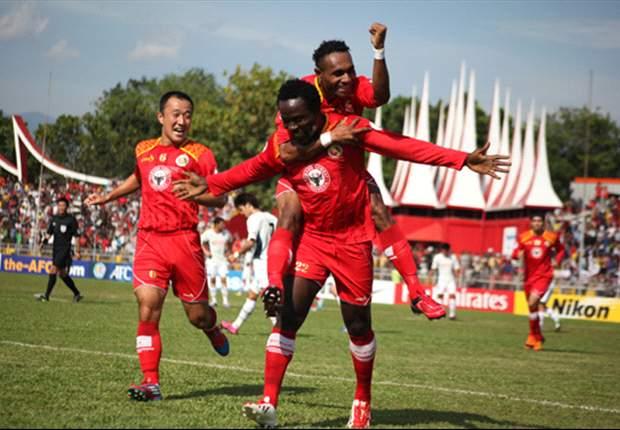 Semen Padang sukses memenuhi target memuncaki klasemen sementara IPL