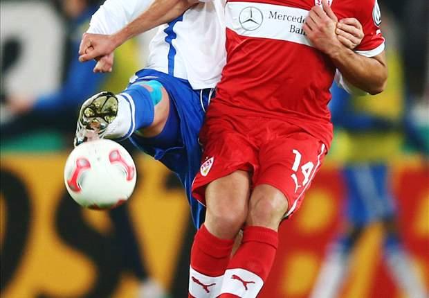 Stuttgarts Federico Macheda: Rückkehr zu Manchester United ist kein Thema