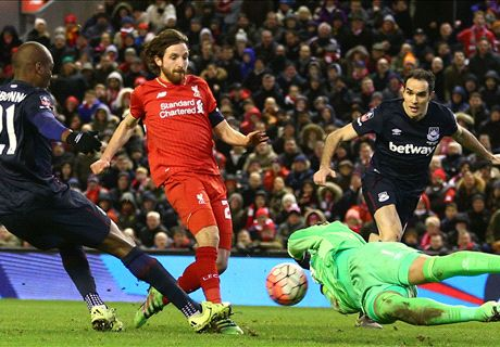 Betting: West Ham vs Liverpool