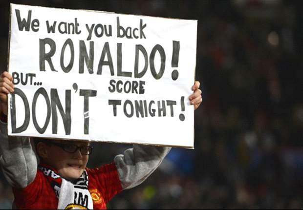 It had to be Ronaldo