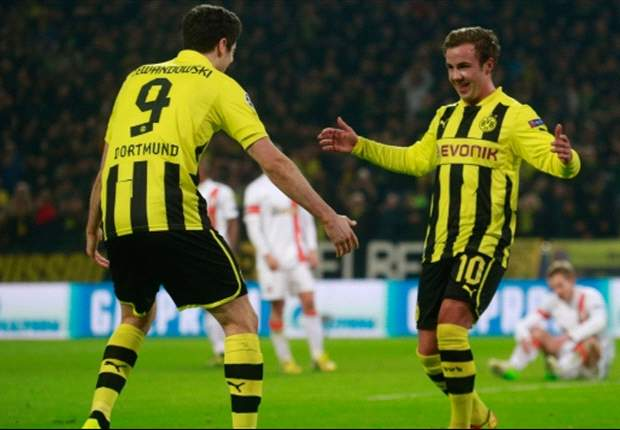 Lewandowski: Dortmund can reach Champions League final
