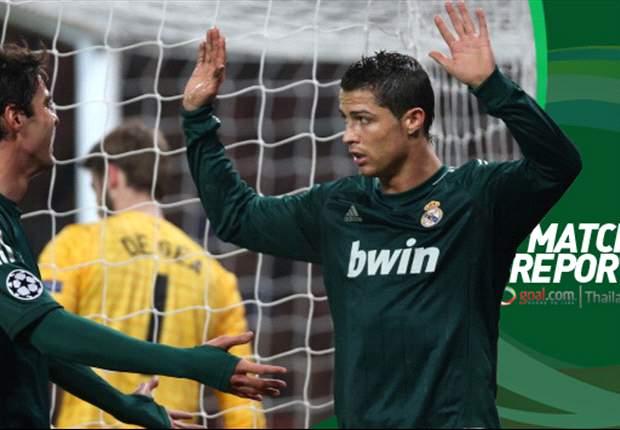 Cristiano Ronaldo Senang Sekaligus Sedih