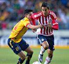 GALERÍA: Los mexicanos en el repechaje de Copa