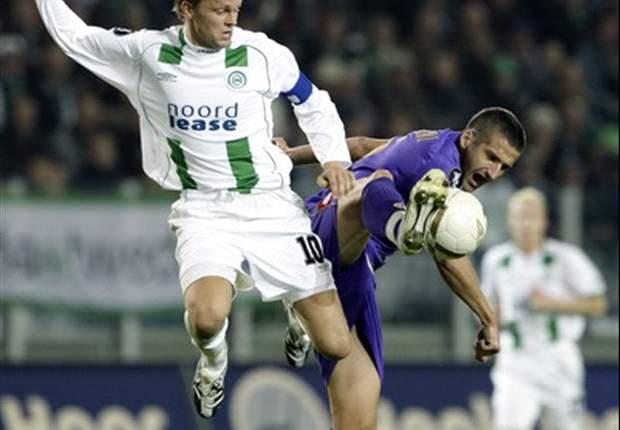 Nevland geëerd tijdens duel met Ajax