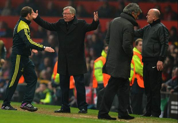 UEFA opens disciplinary proceedings against Sir Alex Ferguson and Nani
