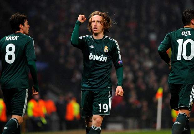 Modric given timely confidence boost by Manchester United clash
