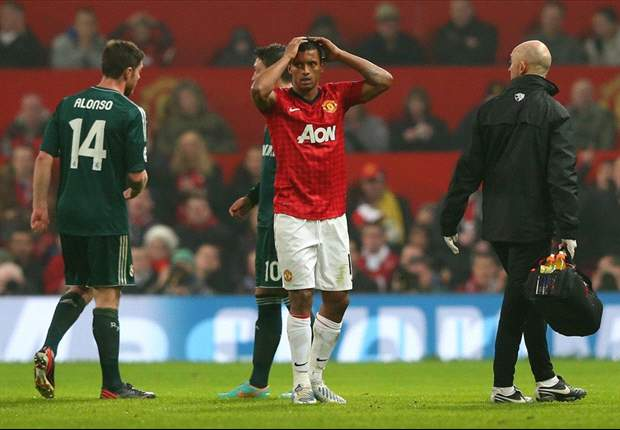 Question of the Day: Did Nani's red card mark a turning point in Manchester United's defeat to Real Madrid?