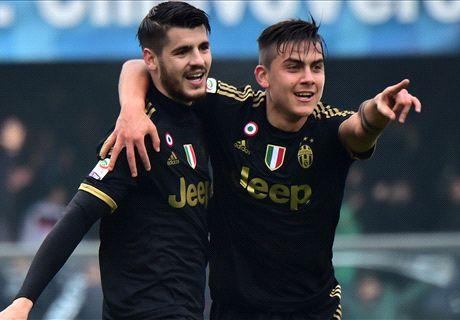 Betting: Juventus v Genoa
