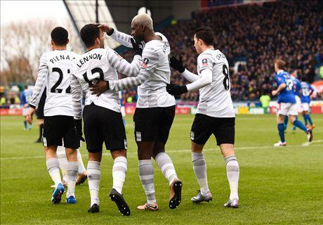 REPORT: Carlisle United 0-3 Everton