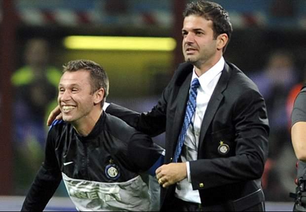 Antonio Cassano Masuk Skuat Hadapi Tottenham Hotspurs