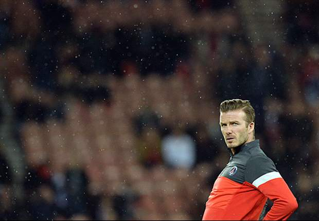 Bos PSG Ingin David Beckham Bertahan