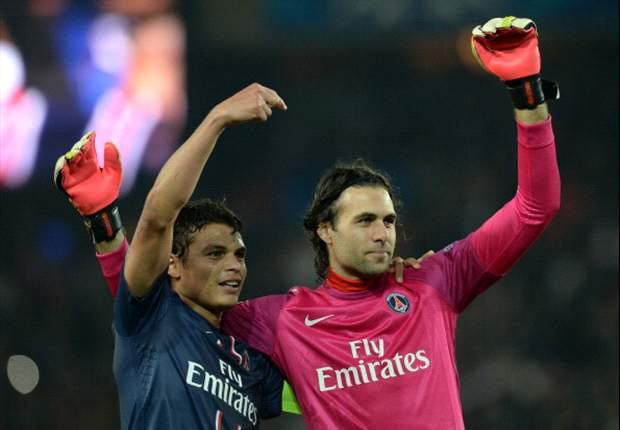 Thiago Silva best defender, Ibrahimovic best attacker - Ligue 1 awards for 2012-13
