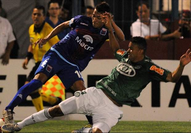 Tigre vuelve a San Pablo para enfrentar al Palmeiras