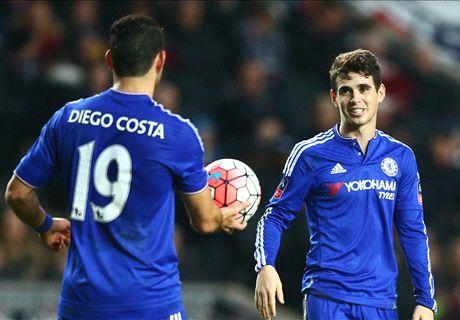 REPORT: MK Dons 1-5 Chelsea