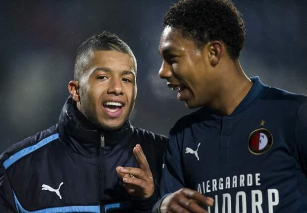 Einde seizoen voor Feyenoorder Boëtius