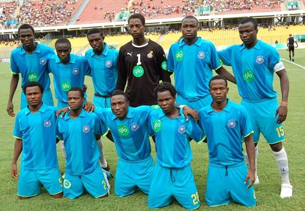 Hearts of Oak 0-3 Wa All Stars: Phobians shocked at home