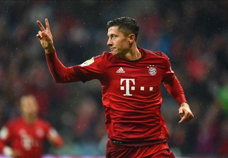 Lewandowski in Bayern contract talks