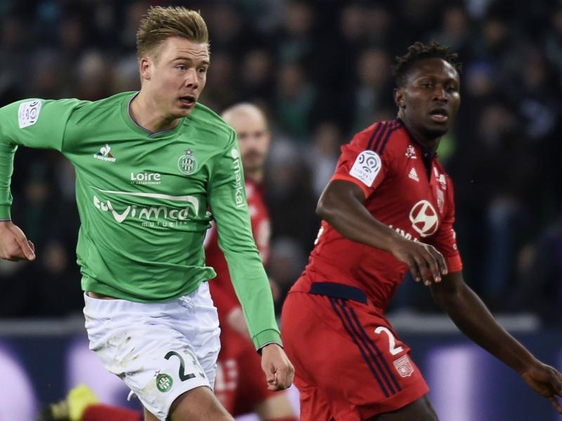 Saint-Etienne, Söderlund : 'Tannane est un super joueur'