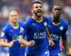 Leicester City v Liverpool: Mahrez wants home fans to inspire Reds revenge