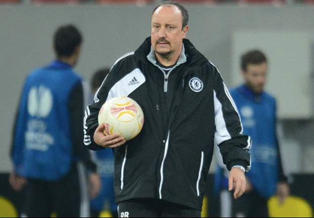 Chelsea boss Benitez laments 'soft' Steaua Bucharest penalty