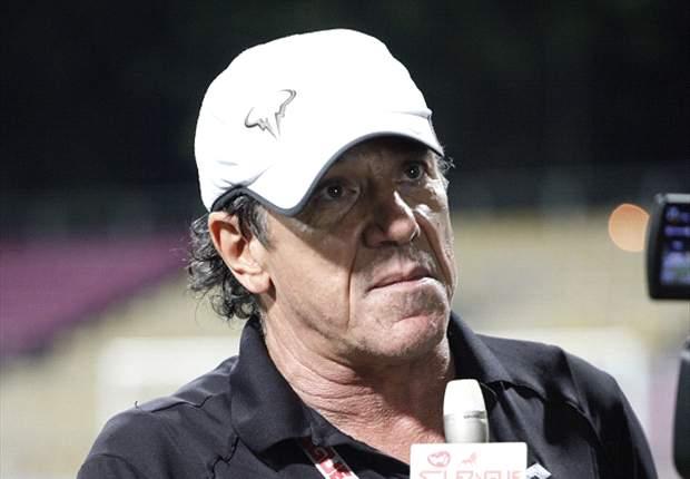 Brunei DPMM coach Vjeran Simunic