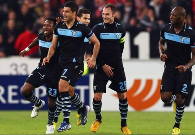 Stuttgart 0-2 Lazio: Onazi stunner seals victory for brilliant Biancocelesti