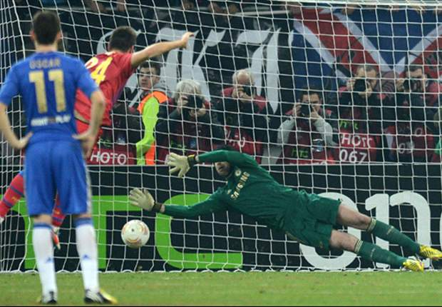 Steaua Bucharest 1-0 Chelsea: Rusescu penalty leaves Blues with uphill task