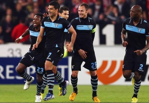 Lazio Rom erteilte dem VfB Stuttgart eine internationale Lehrstunde